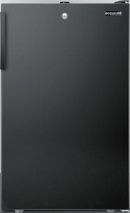 FS408BL7BIADA 20 inch  ADA Compliant Upright Freezer with 2.8 cu. ft. Capacity  Factory Installed Lock  Manual Defrost  Pull-Out Drawers and Reversible Door  in