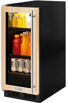 Marvel ML15BCF3LP 15 Beverage Center with Dynamic Cooling Technology Thermal Efficient Cabinet 2.7 cu. ft. Capacity and Vacation Mode in Panel Ready Frame