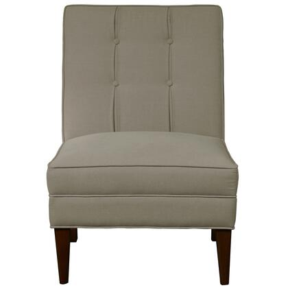 DSD102004581 Armless Button Back Accent In Fresh Dove Grey