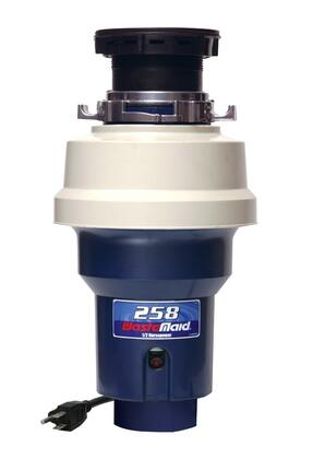 WM-258 1/2 HP Mid Duty Disposer with Torque Master Grinding System and Bio Shield