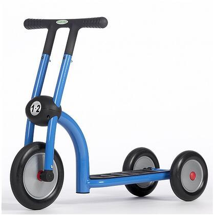 100-04 Blue 3 Wheel