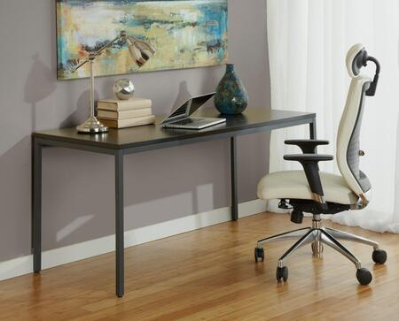 P6327-ESP Espresso Parson Desk