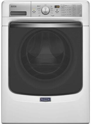 "MHW8200FW 27"" Energy Star  ADA Compliant Front Load Washer with 4.5 cu. ft. Capacity  PowerWash System  Fresh Hold Option  Overnight Wash/Dry Cycle and Steam"