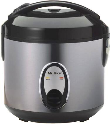 SC-1201S 6-Cup Stainless-Steel Rice