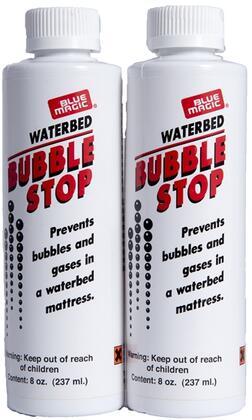 DSBMSTOP2 Blue Magic 2 Pk. 8 Oz Bubble Stop For