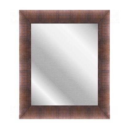 685403 Reflections 38 inch  x 48 inch  Highland Scottish Copper Wall