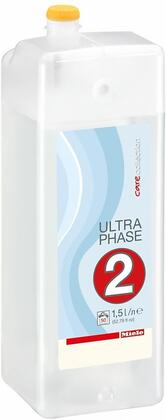 UltraPhase Two Detergent with 2 Components for Whites and Colored