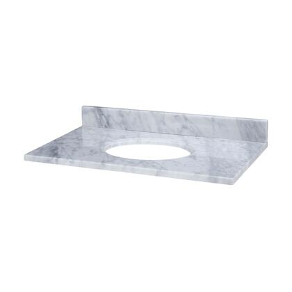 MAUT310WT_Stone_Top_-_31-inch_for_Oval_Undermount_Sink__in_White_Carrara