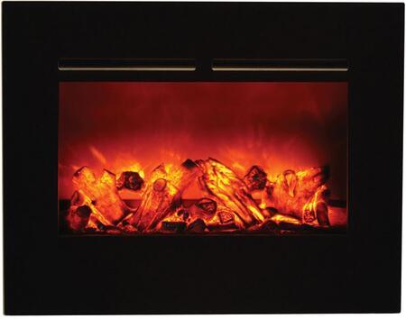 Amantii ZECL-26-2923-FLUSHMT Zero Electric Fireplace