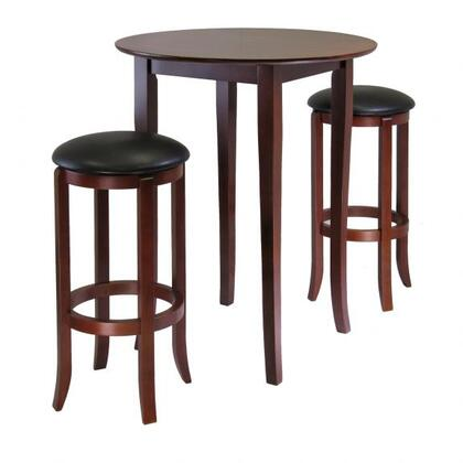 94381 Fiona Round 3pc High/Pub Table Set