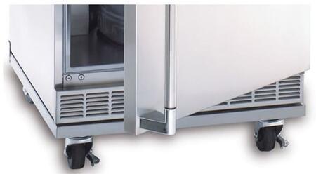 L24CST Caster Kit for Refrigerator Model L24CF (Refrigerator not