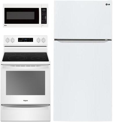 3-Piece Kitchen Appliances Package with LTCS24223W 33