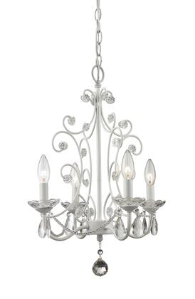 Princess Chandeliers 419WH 15.375