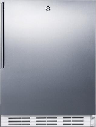 FF6LBI7SSHVADA 34 inch  FF6BI7ADA Series ADA Compliant  Medical  Commercially Listed Freestanding or Built In Compact Refrigerator with 5.5 cu. ft. Capacity  Door