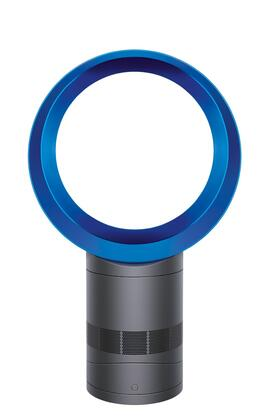 AM06-BLUE 10 inch  Air Multiplier AM06 Table Fan with Touch Tilt Technology and Remote Control: