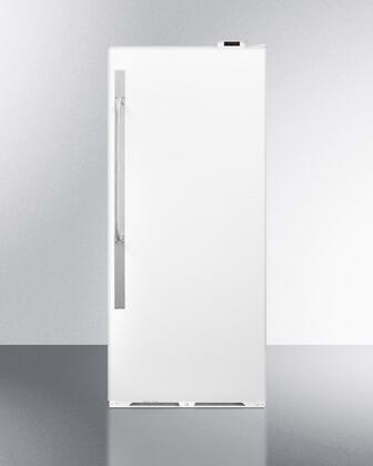 Summit SCUF20NC 32 20.5 cu. ft. Commercially Approved Upright Freezer with True Frost-Free Operation