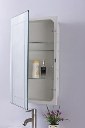 808283 Mirrored Medicine Cabinet with Mirror