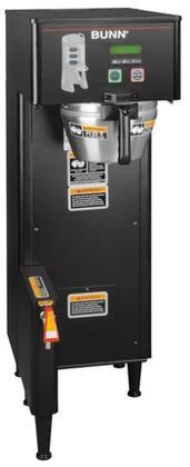 34800.0008 Single ThermoFresh DBC 120V Brewer With Funnel Locks  Energy Saver Mode  SplashGard  ThermoFresh  in