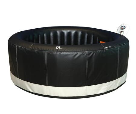 Camaro B-130 M-031S 71 inch  Inflatable Spa with 4 Person Seating  115 Air Jets  Patented Build-in Control Box and Heat Preservation Bubble Mat in