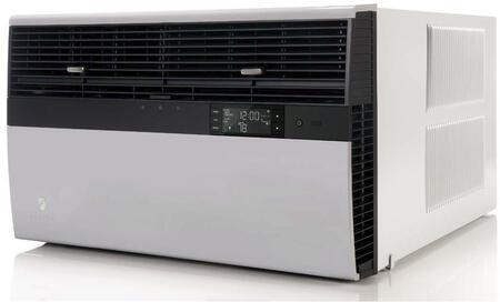 KEM18A34A Air Conditioner with 20000 Cooling BTU  13000 Heating BTU  Built-In Timer  Slide Out Chassis  Wi-Fi  Auto Restart