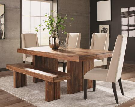 Click here for Hillsborough Collection 107501BCB 6 PC Dining Room... prices