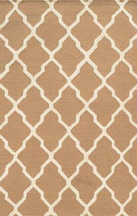 Edheh8897lu000912 Eden Harbor Eh8897-9 X 12 Hand-tufted Premium Blended Wool With Viscose Accents Rug In Tan  Rectangle