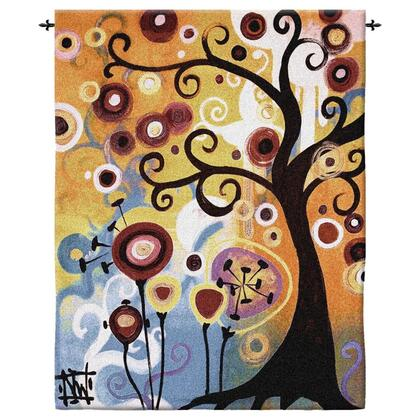 PC4015 52X65 June Tree Tapestry W/