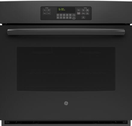 JT3000DFBB 30 5.0 cu. ft. Built-In Single Wall Electric Oven With Self-Clean Heavy-Duty Oven Racks  10-Pass Bake Element  8-Pass Broil Element