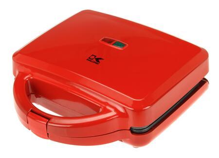 WM 40423 R Red Waffle Bowl