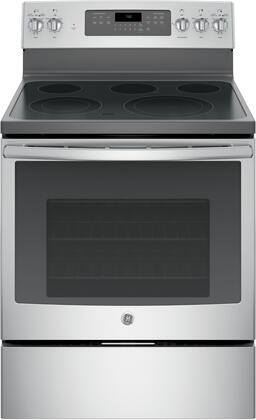 GE JB750SJSS Electric Smoothtop Range Oven