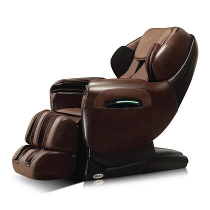 TP- Pro 8400 Massage Chair with L-Track Massage Function  Zero Gravity  Ankle Knobs  5 Preset Programs  Heating and Full Range Foot Massage in