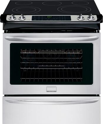 Click here for Gallery FGES3065PF 30 Slide-In Electric Range with... prices