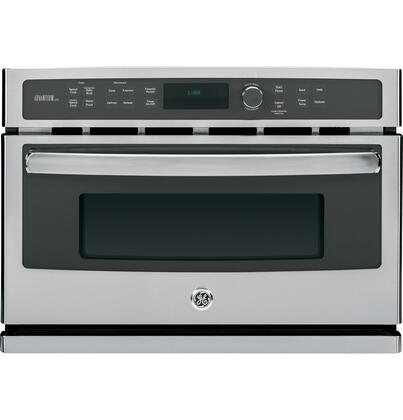 GE Profile Series Advantium 120V 1.7 Cu. Ft. Built-In Microwave Stainless Steel PSB9100SFSS
