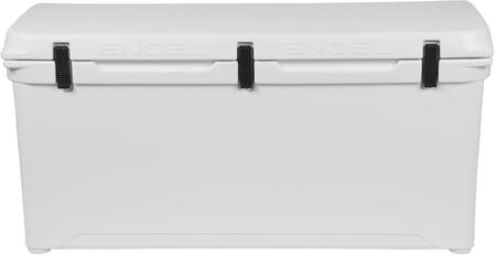 ENG165 5.5 Cu. Ft. DeepBlue Roto-Molded High-Performance Cooler with Built-In Handles  Stainless Steel Inserts  Unity Latch System and Cornerstone Feet in