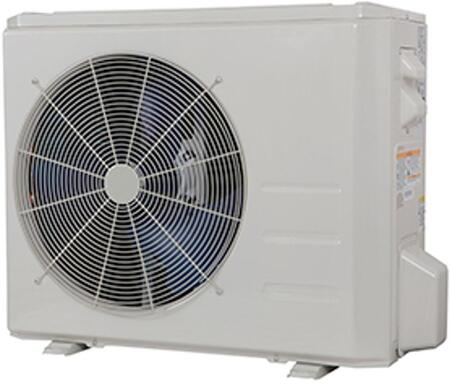38MAQB12R--3 Ductless Minisplit Outdoor Unit for Single Zone with Heat Pump  12000 BTU Cooling and Heating Capacity  230/208 Volts/15