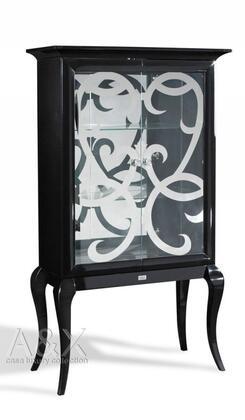 VGUNAC510-100 A&X AC510-100 - Transitional Black Dining Display