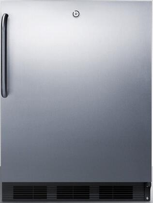 FF7LBLBISSTBADA 24 inch  FF7BIADA Series ADA Series Medical  Commercial Freestanding or Built In Compact Refrigerator with 5.5 cu. ft. Capacity  Lock  Adjustable