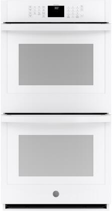 JKD3000DNWW 27 Double Wall Oven with 8.6 cu. ft. Total Capacity  Self Clean  WiFi Connectivity  Sabbath Mode  Delay Time  Electronic Controls  in