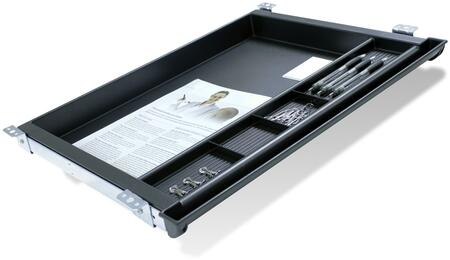 Sit Stand Collection 395 21 inch  Pencil Drawer with Plastic Material and Commercial Grade in Black