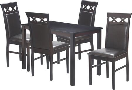 5400DB Kitchen/Dining Table 5 Piece