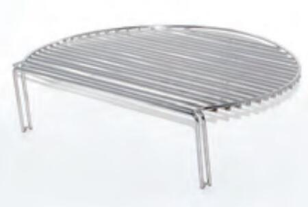 DCG Bravo Second Level Commercial-grade Stainless Steel Cooking Grid for Kamado Bravo