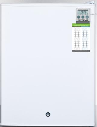 FS30L7PLUS 19 inch  Medical  Commercially Approved Compact Freezer with 1.8 cu. ft. Capacity  Factory Installed Lock  NIST Calibrated Temperature Display and Manual