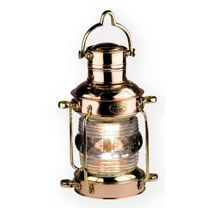 SL043 Anchor Lamp  Brass & Copper 7.5