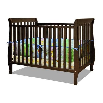 009C Athena Naomi 4-in-1 Convertible Crib in