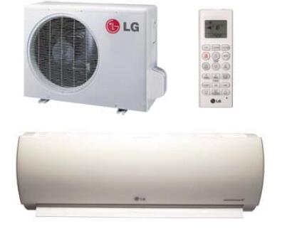 Art Cool Premier LA-090HYV Ultra Efficiency 9000 BTU Cooling 11 000 BTU Heating Mini Split Air Conditioner with LAN090HYV Indoor Unit  LAU090HYV Outdoor Unit 337314