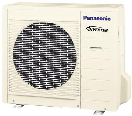 CU-E24RKUA Minisplit Outdoor Unit with 24000 Cooling BTU Capacity  28800 Heat Pump BTU Capacity  230/208 Volts  20