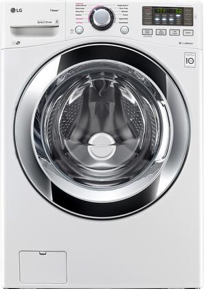 """WM3670HWA 27"""""""" Energy Star Qualified Front Load Washer with 4.5 cu. ft. Ultra Large Capacity  12 Wash Programs  Allergiene Cycle  Steam Option  and Child Lock:"""" 698275"""
