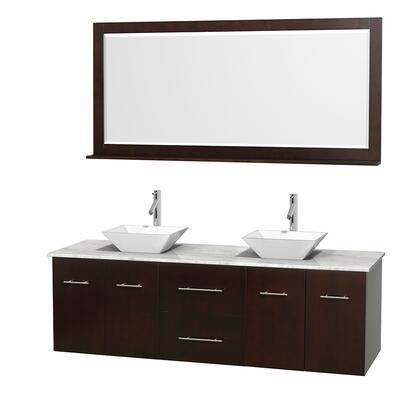 WCVW00972DESCMD2WM70 72 in. Double Bathroom Vanity in