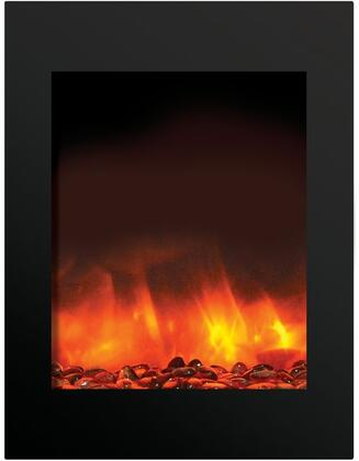 Amantii Zero Clearance Series Built-in Electric Fireplace (ZECL-2939-BG), 25