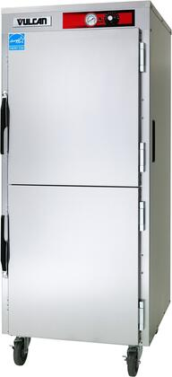 VBP18 VBP Series Heat Holding and Transport Cart with 36 Pan Capacity  18 Sheet Pans Capacity  Fully Insulated  Integrated Steel Frame and Magnetic Door Latch